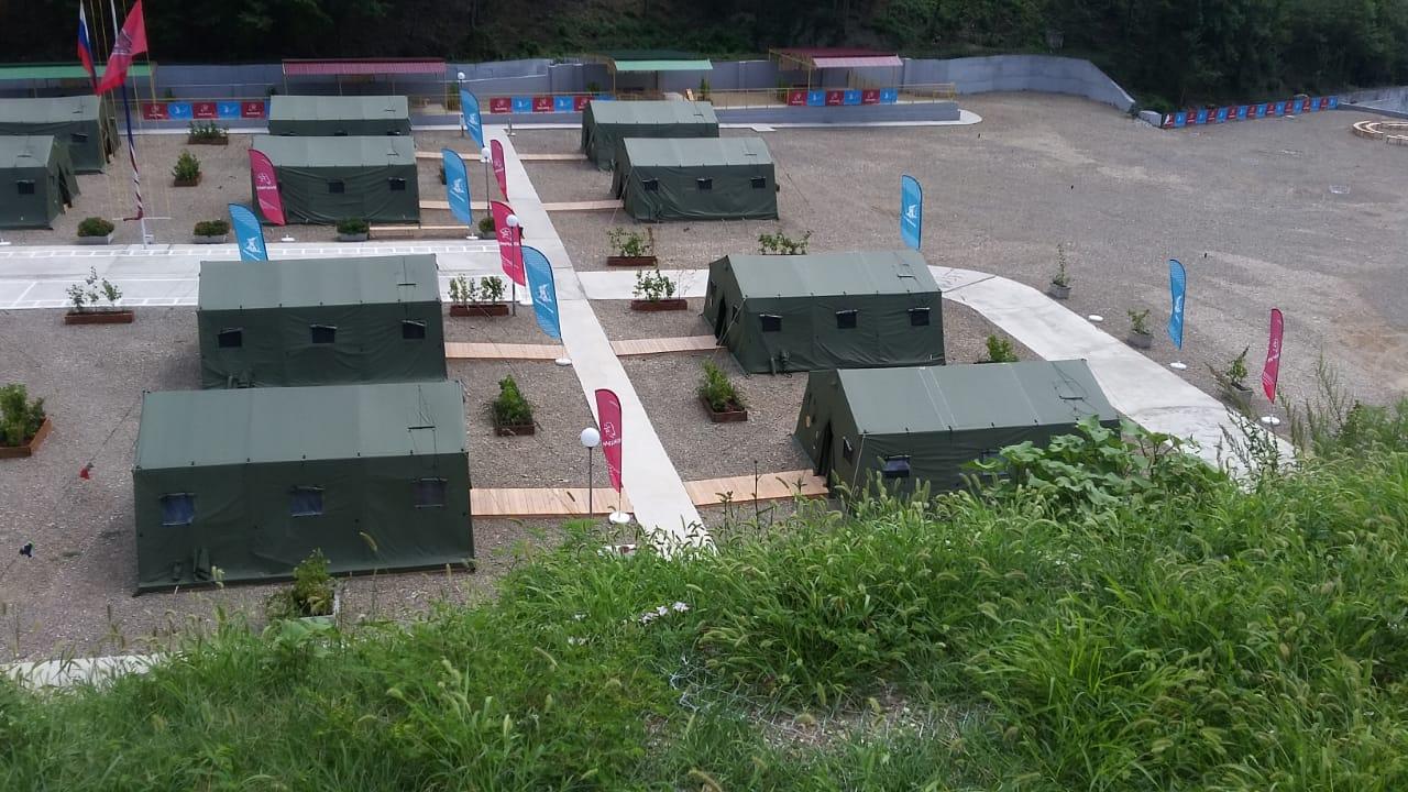 лагерь Юнармеец 12