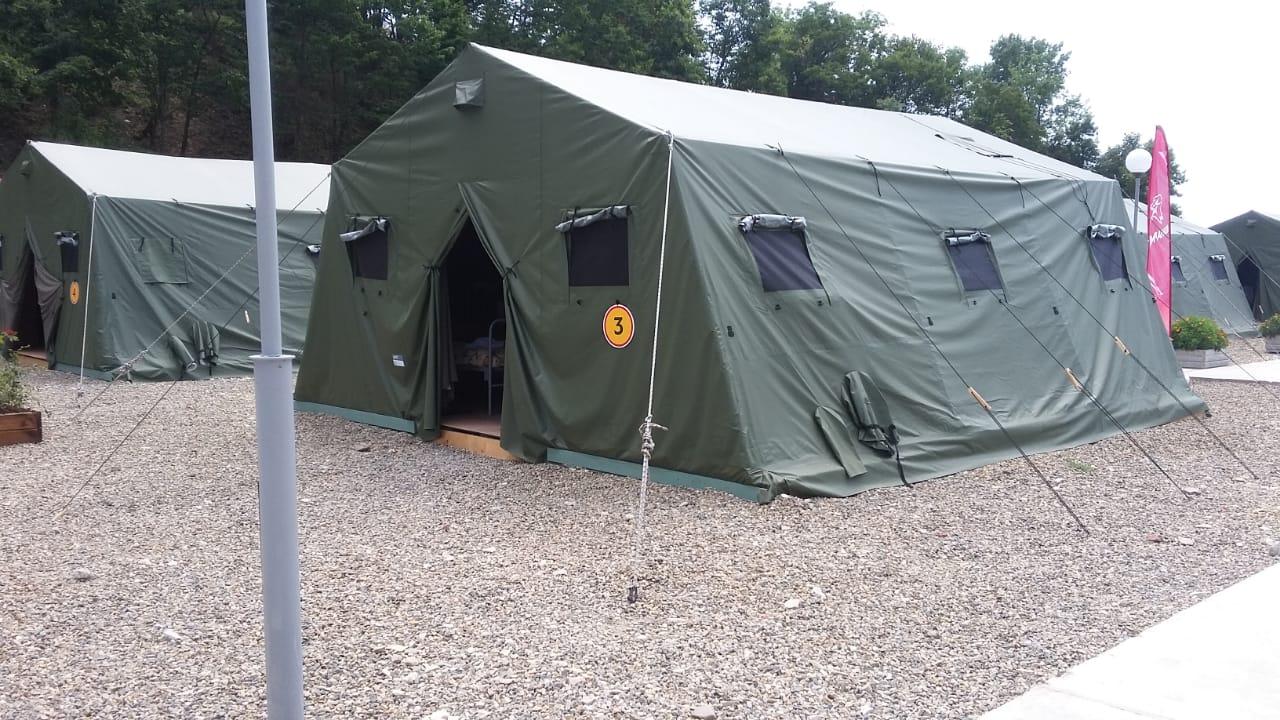лагерь Юнармеец 13