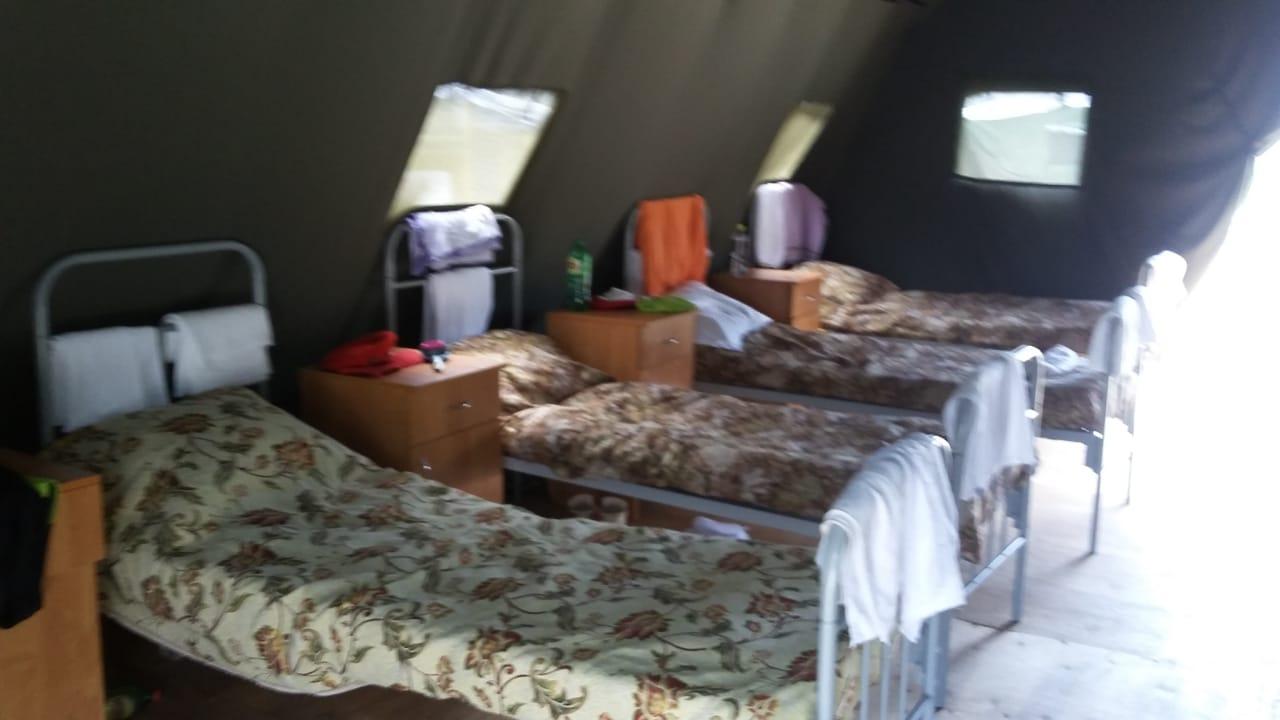 лагерь Юнармеец 14